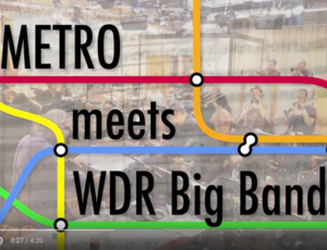 METRO MEETS WDR BIG BAND