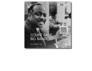 COUNT BASIE Big Band – LIVE IN BERLIN 1963