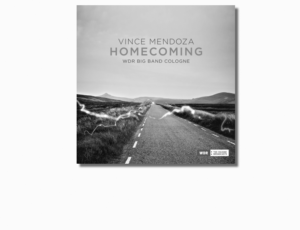 VINCE MENDOZA – HOMECOMING – release 10.02.2017